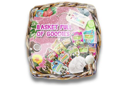 Montagne Jeunesse 7th Heaven Basket Full of Goodies