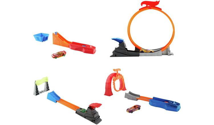 Hot Wheels Classic Stunt Playset Assortment