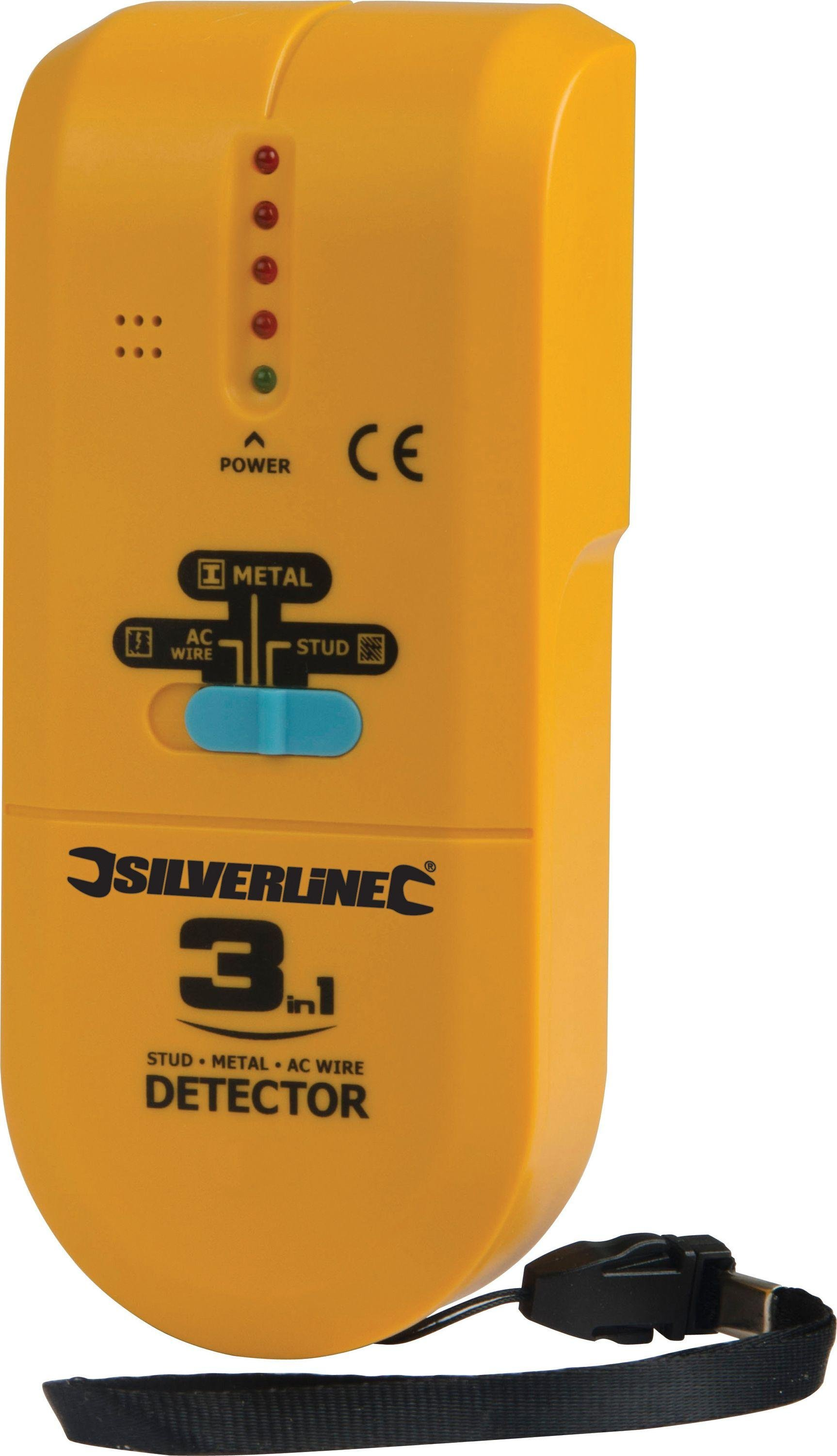 silverline-3-in-1timber-detector