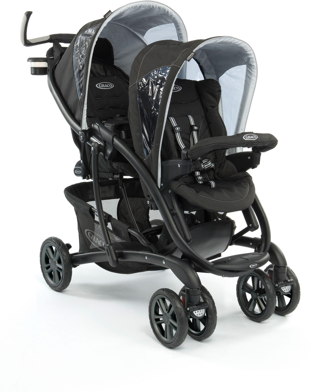 Image of Graco - Quattro Tour Duo Sport Luxe - Pushchair