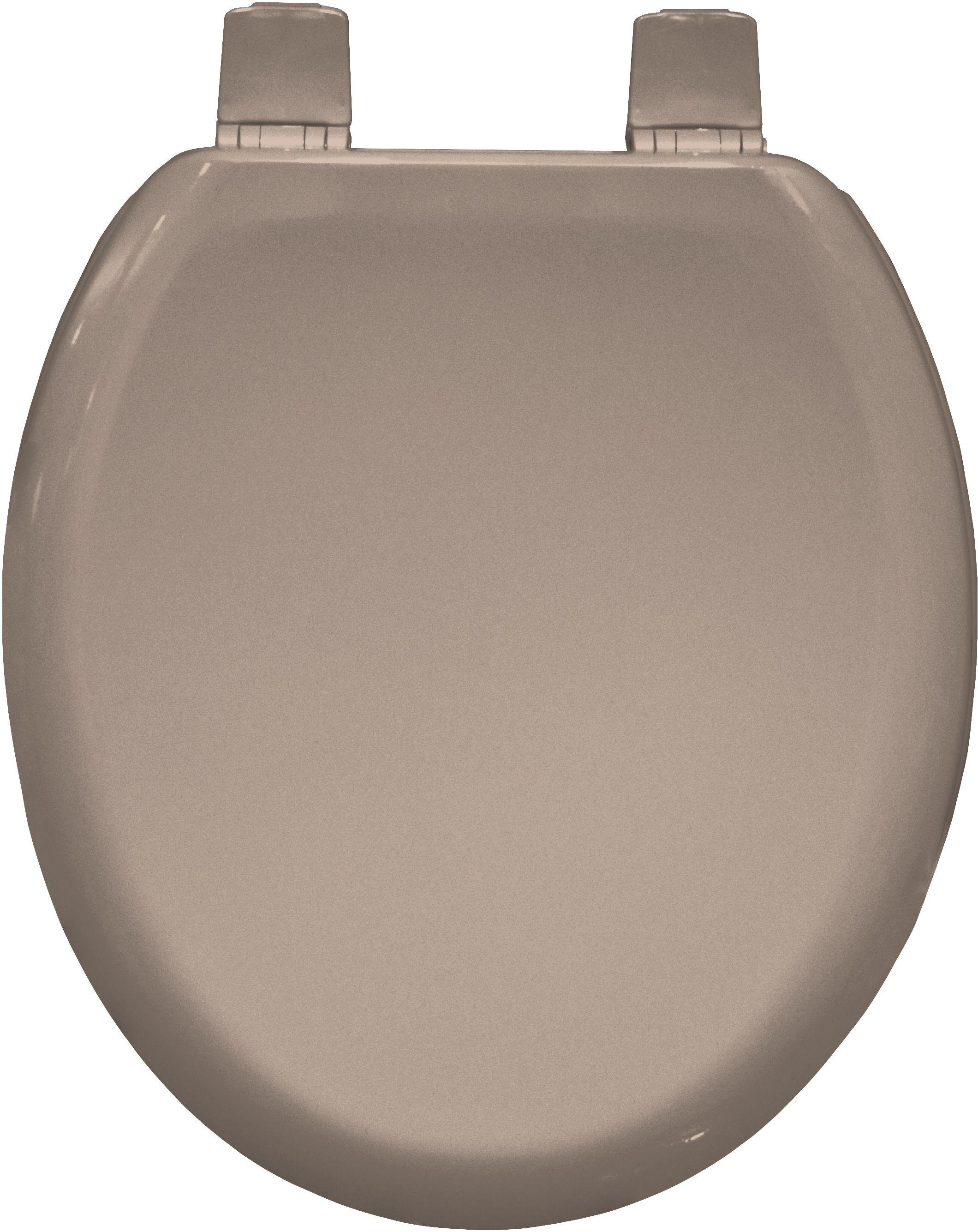 Buy Bemis Chicago Moulded Wood Statite Toilet Seat Soft Cream at