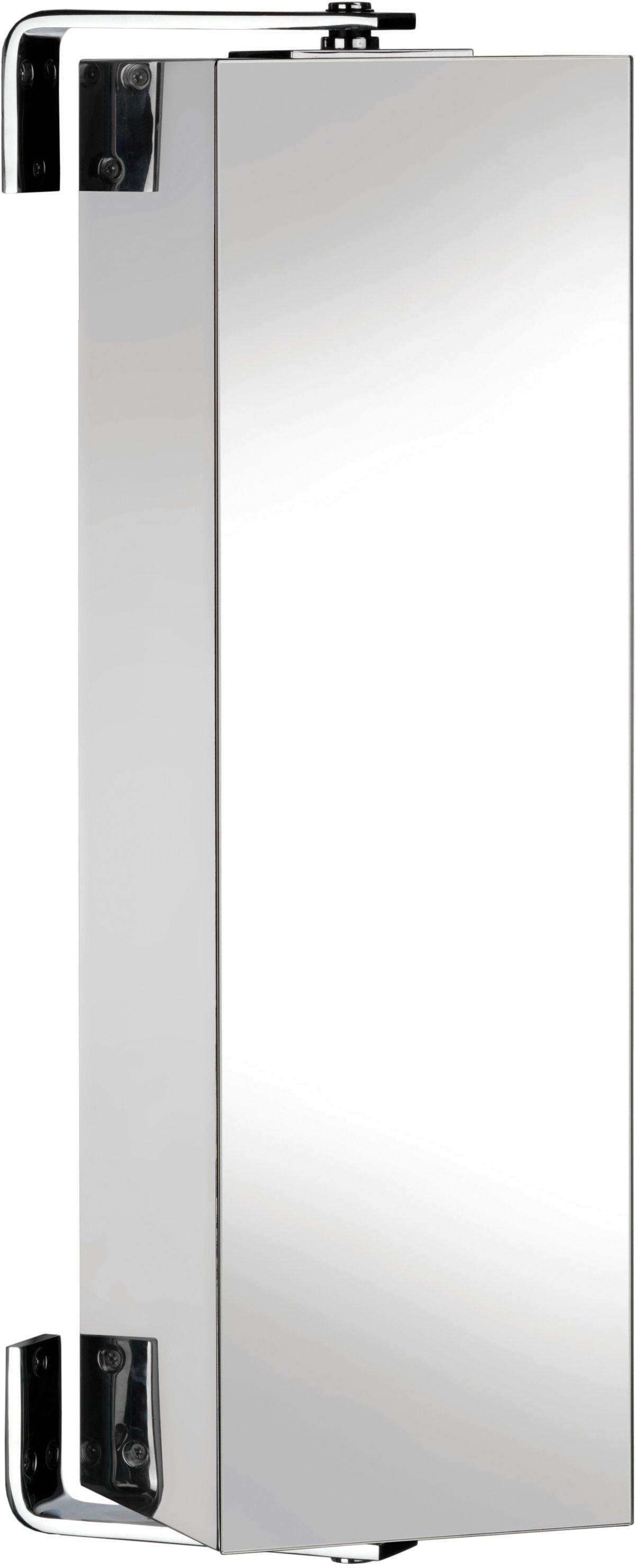 Image of Croydex Ottowa 60cm Spinning Cabinet and Mirror - Chrome.