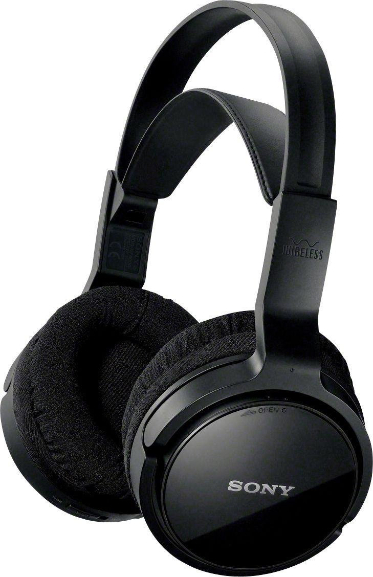 Sony Sony MDRRF811RK Wireless Headphones - Black.