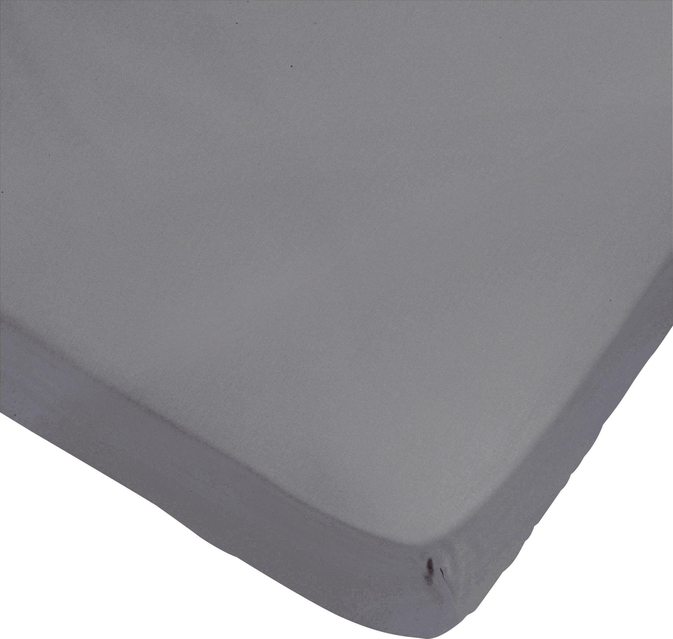 heart of house  egyptian cotton  dove grey fitted  sheetsingle