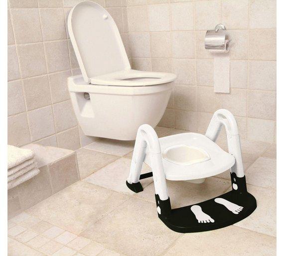 Buy BabyDan Kids 3 in 1 Toilet Trainer at Argos.co.uk - Your ...