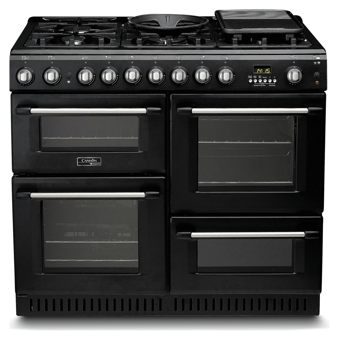 Hotpoint CH10456GF S Range Cooker - Anthracite/Ins