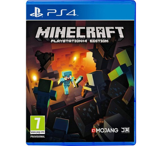 Games That Come With The Ps4 : Free minecraft game for ps gamesworld