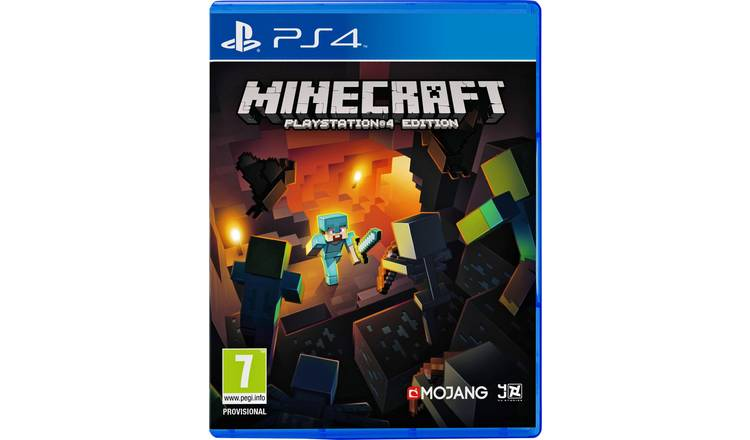 minecraft game xbox 360 argos