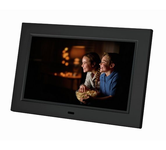 bush digital photo frame 8 inch - Electronic Photo Frame