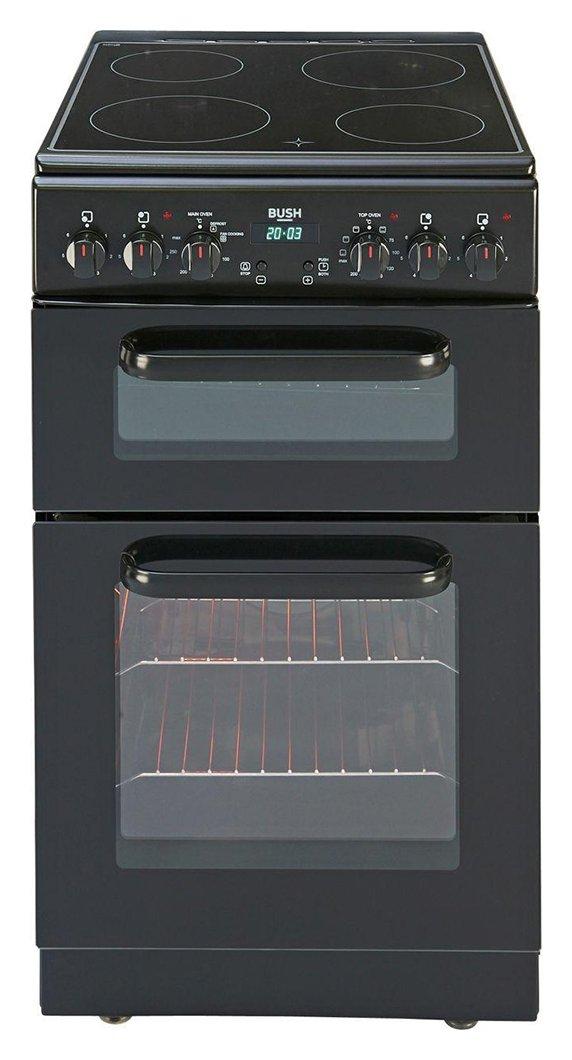bush bedc50b electric cooker review. Black Bedroom Furniture Sets. Home Design Ideas