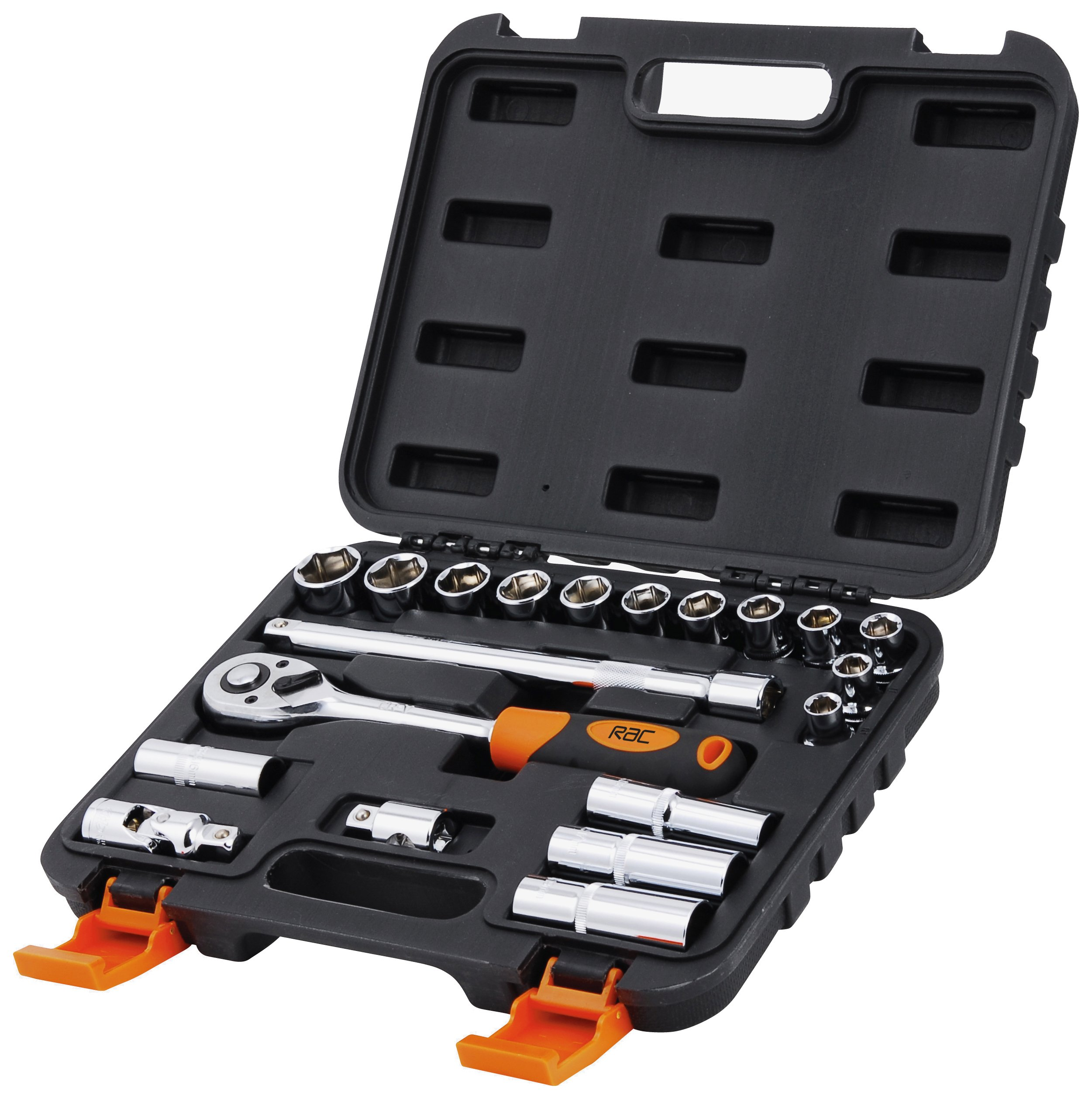 Sale On Rac 20 Piece 1 2 Inch Drive Socket Set Rac