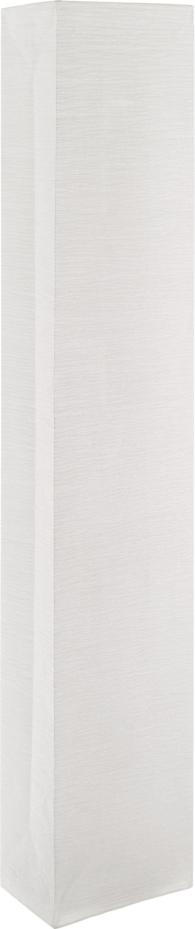 habitat square paper floor lamp.