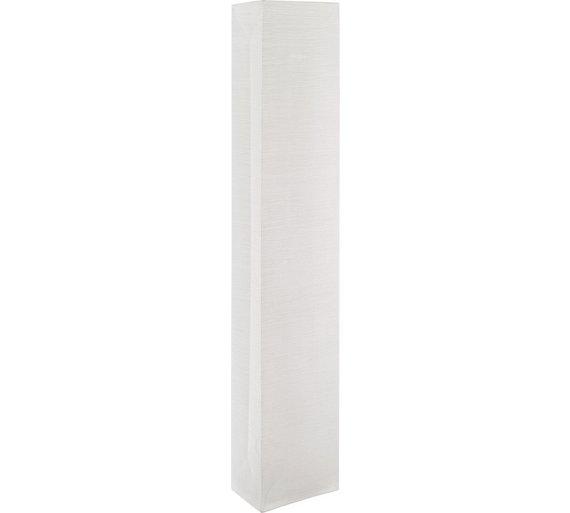 Buy Habitat Square Paper Floor Lamp at Argos.co.uk - Your Online ...
