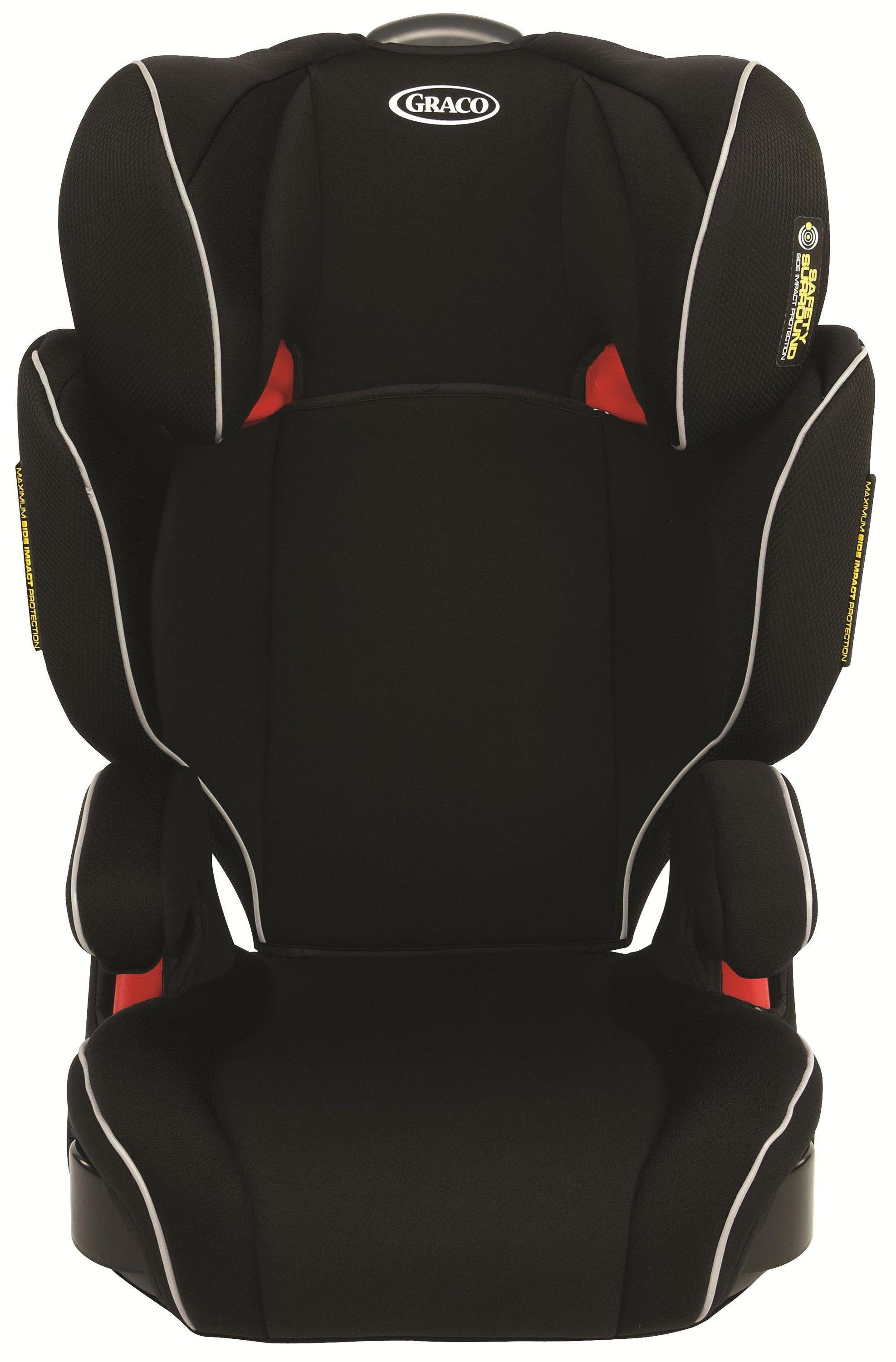 Image of Assure Sport Luxe Booster Safety Surround Car Seat.