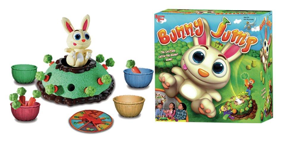 Bunny Jump Board Game
