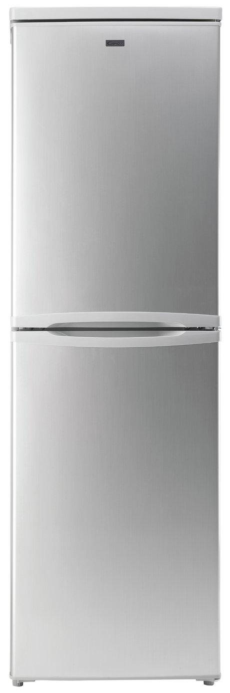 Image of Candy - CCBF5172AK Tall - Fridge Freezer - Silver