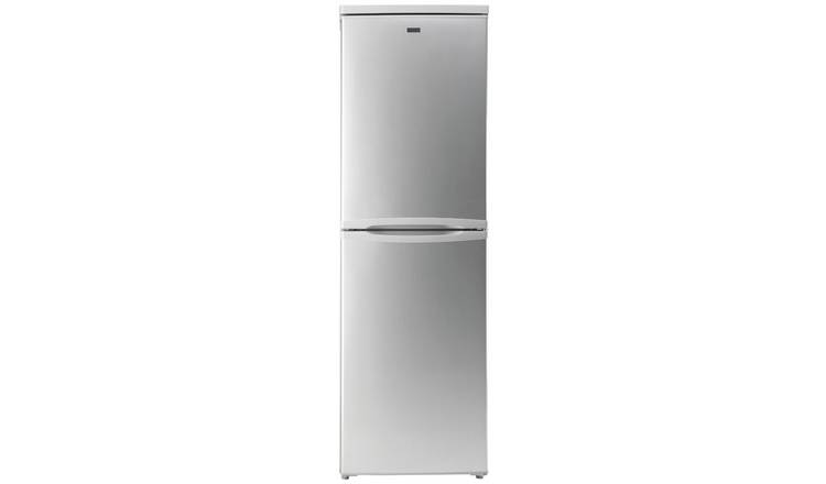 Candy CCBF5172AK Frost Free Tall Fridge Freezer - Silver
