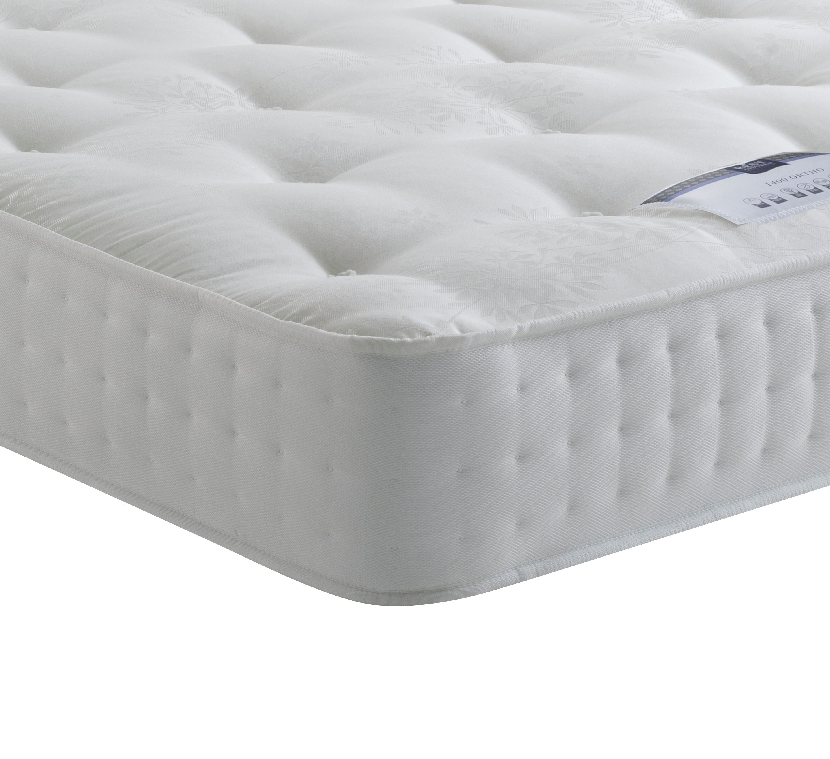 Rest Assured Irvine 1400 Pocket Ortho Kingsize Mattress