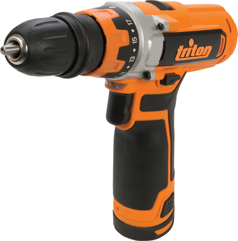 Triton - T12DD 12v Drill Driver lowest price
