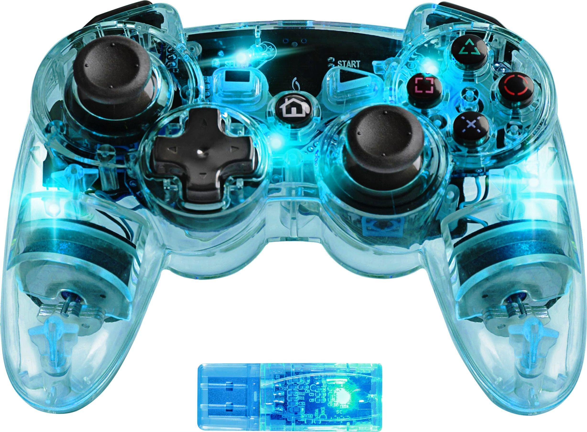 'Afterglow Wireless - Ps3 Controller - Blue
