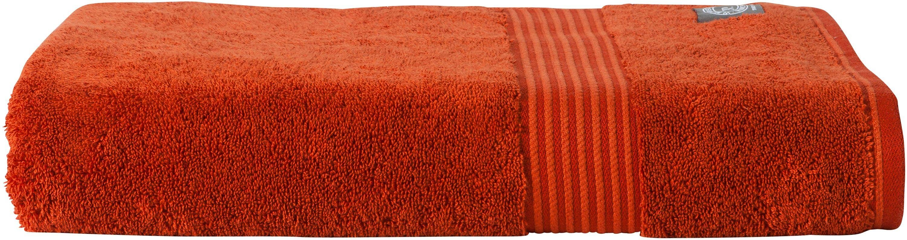 Image of Christy - Supreme Hygro - Bath Sheet - Paprika