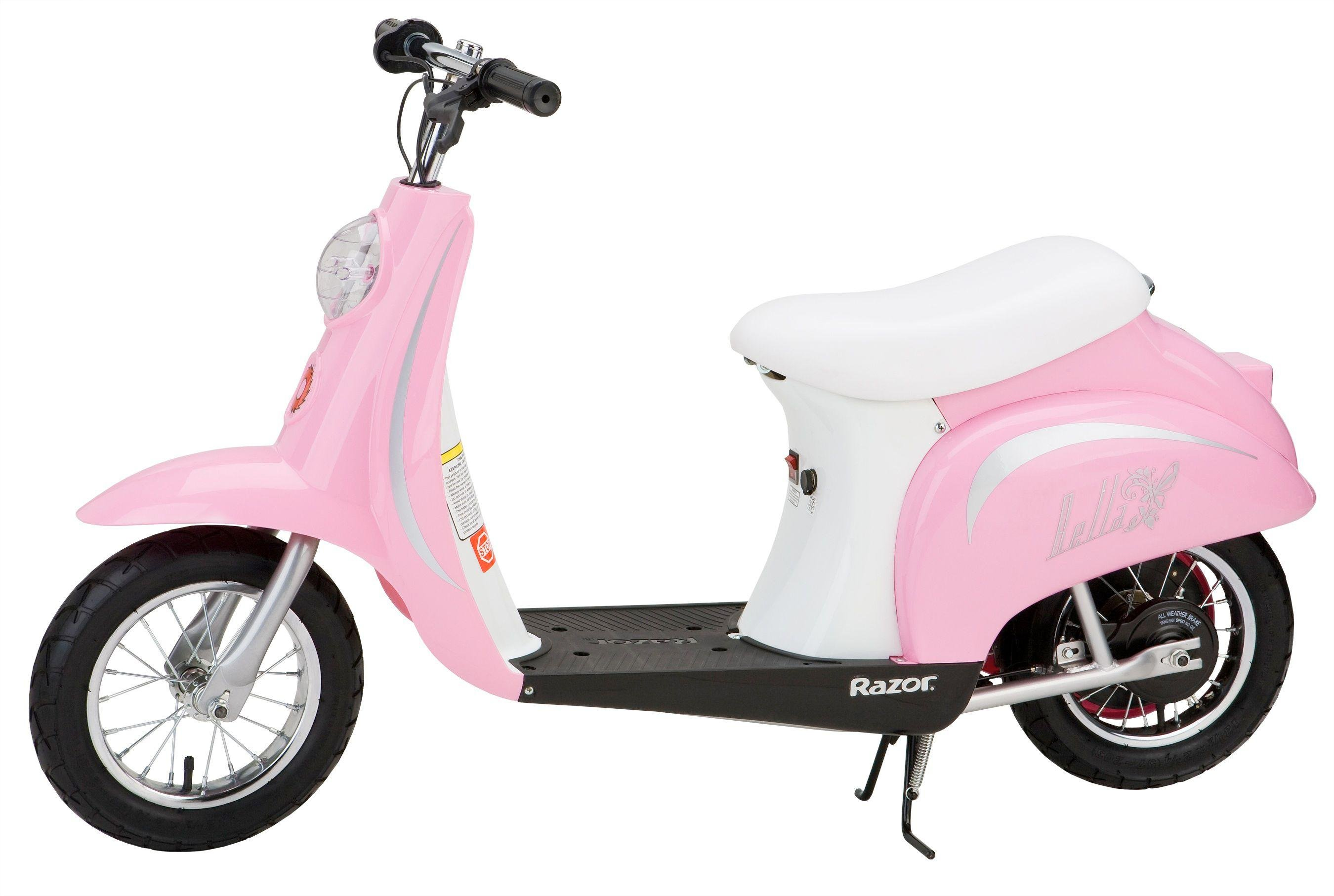 Buy Razor Pocket Mod Electric Scooter Pink Battery Powered