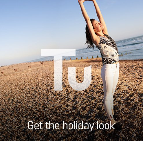 Tu clothing. Get the holiday look.