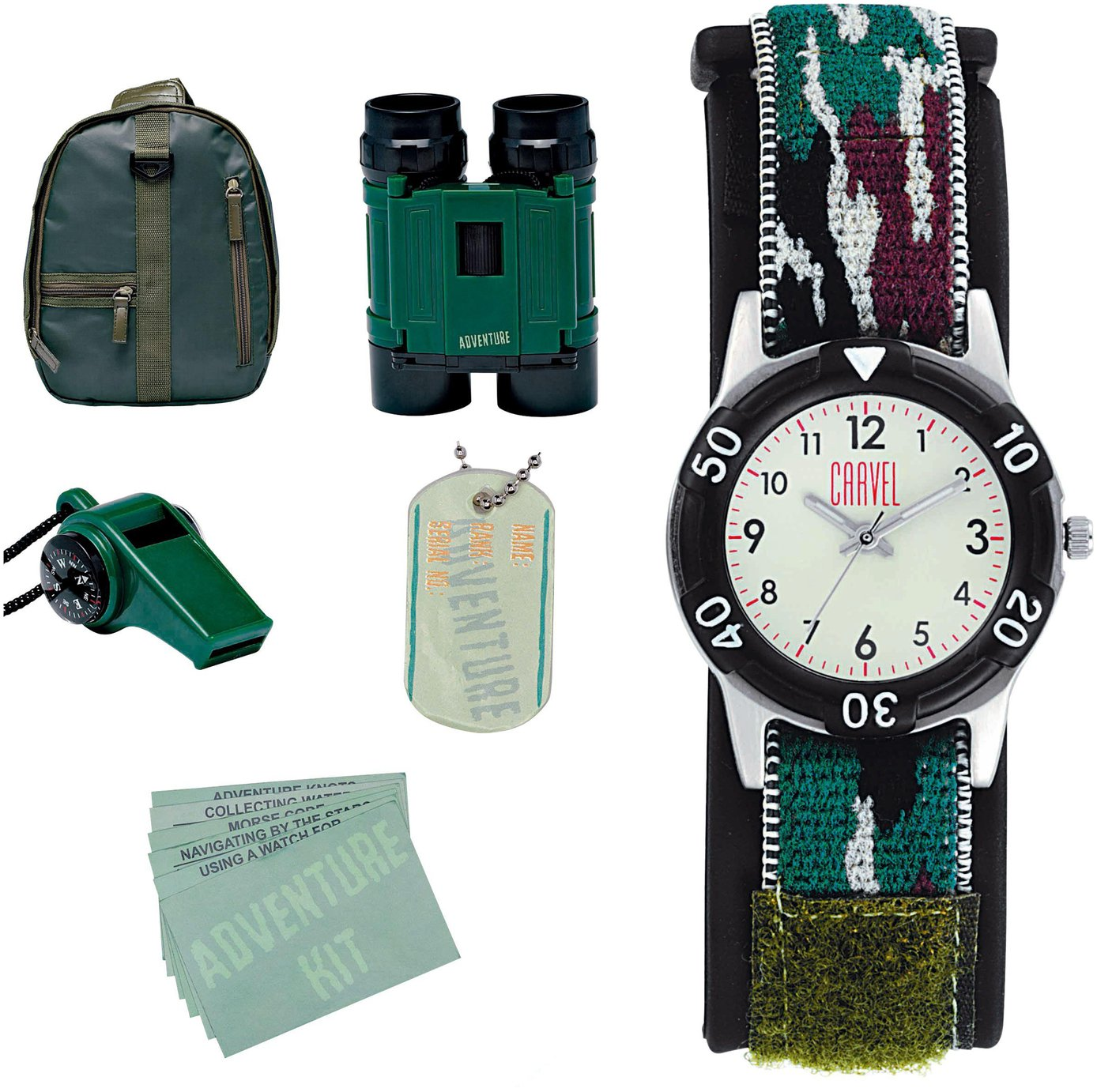 Green Adventure Watch Set