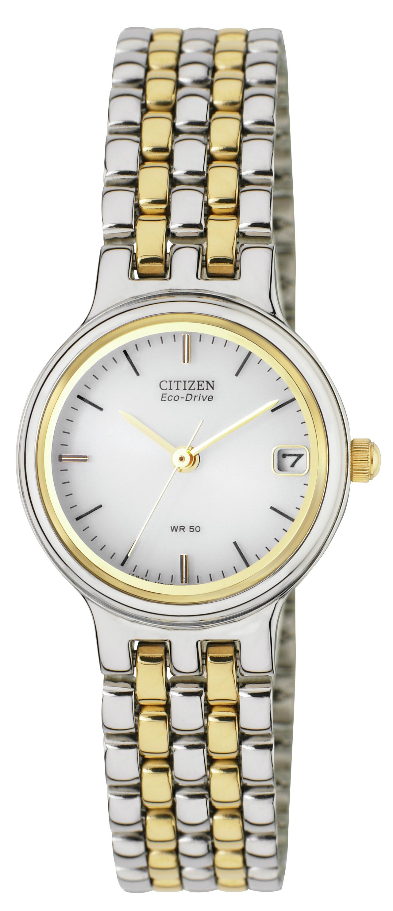 Citizen Ladies' Eco-Drive Two-Tone Bracelet Watch
