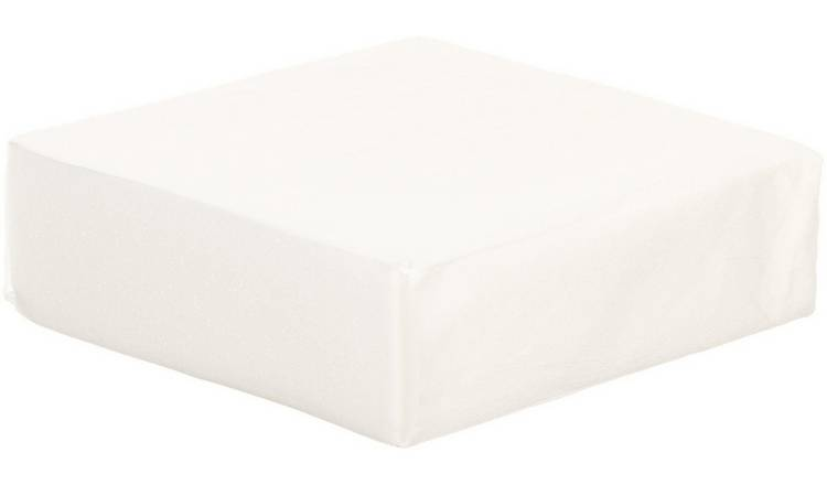 uk availability 63301 453e6 Buy Obaby 140 x 70cm Foam Cot Bed Mattress | Cot and cot bed mattresses |  Argos