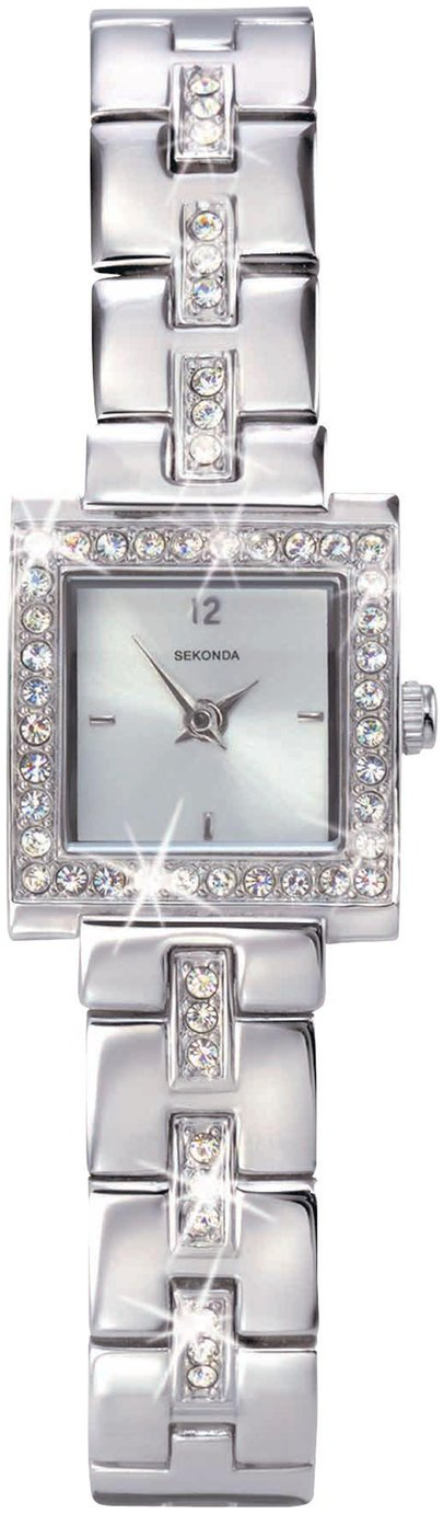 Sekonda Ladies' Square Bracelet Watch