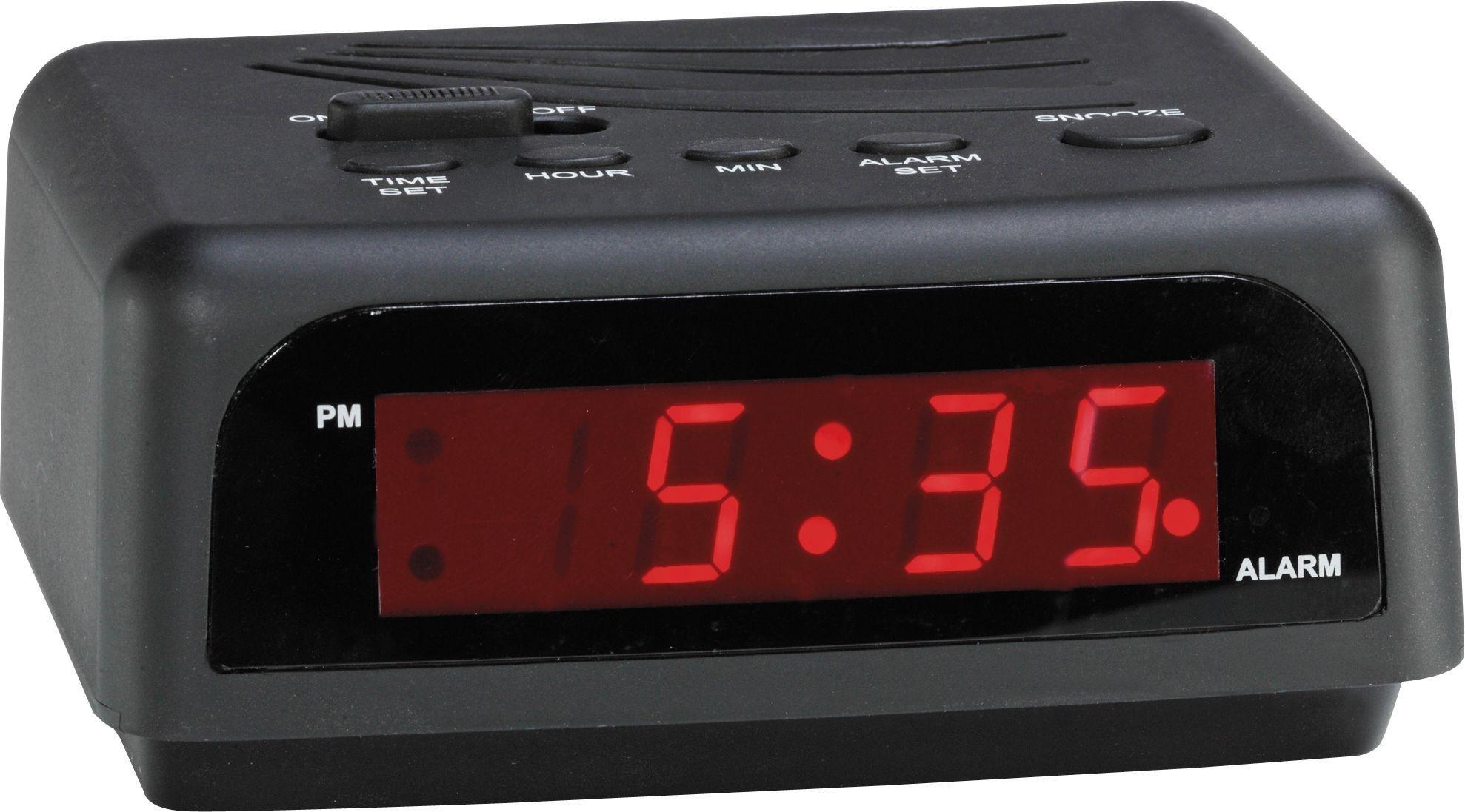 constant digital alarm clock