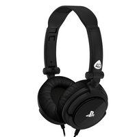 4Gamers PRO4-10 Stereo Gaming Headset PS4/PS Vita - Black