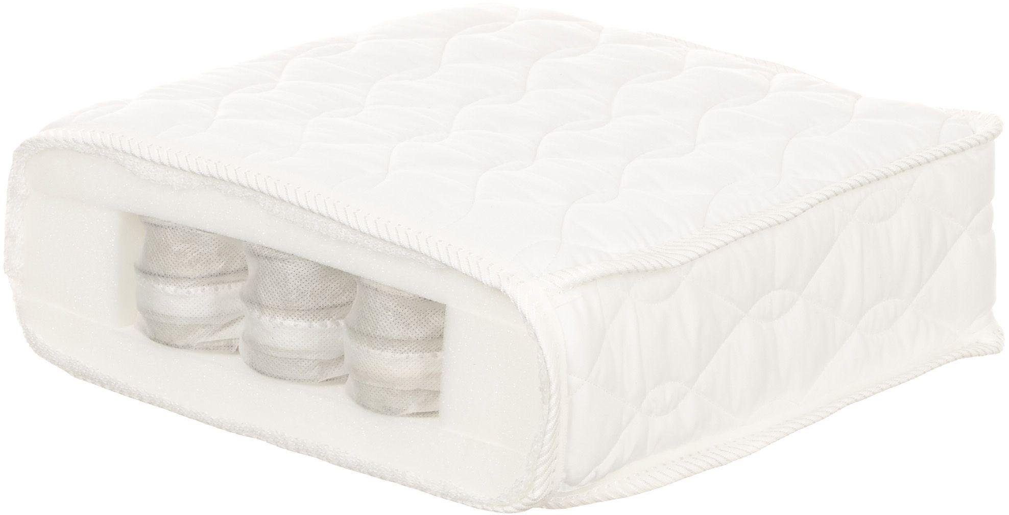 Obaby 140 x 70cm Pocket Sprung Cot Bed Mattress.