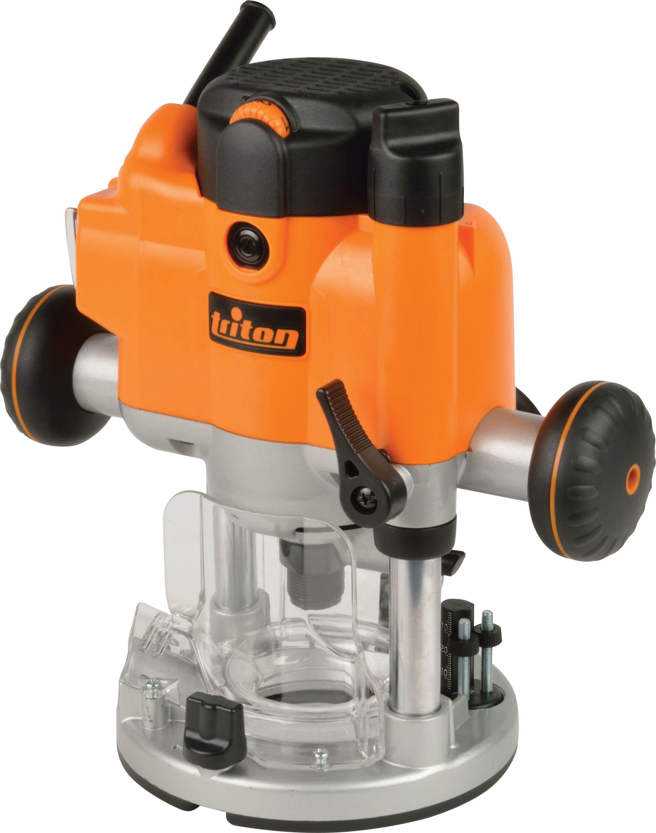 Triton - JOF001 Compact Precision Plunge Router lowest price