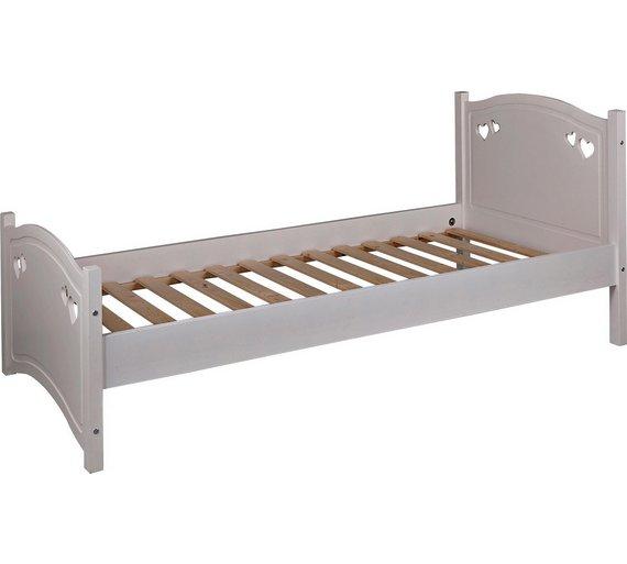 collection mia single bed frame white2559755