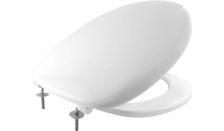 Incredible Buy Bemis Imola Thermoset Plastic Statite Toilet Seat White Toilet Seats Argos Gmtry Best Dining Table And Chair Ideas Images Gmtryco