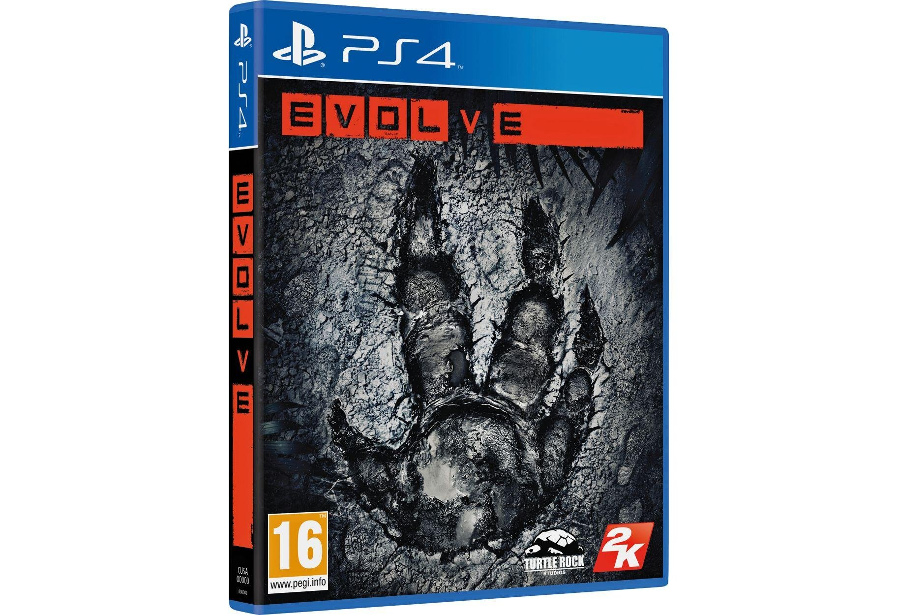 Image of Evolve - PS4 Game.