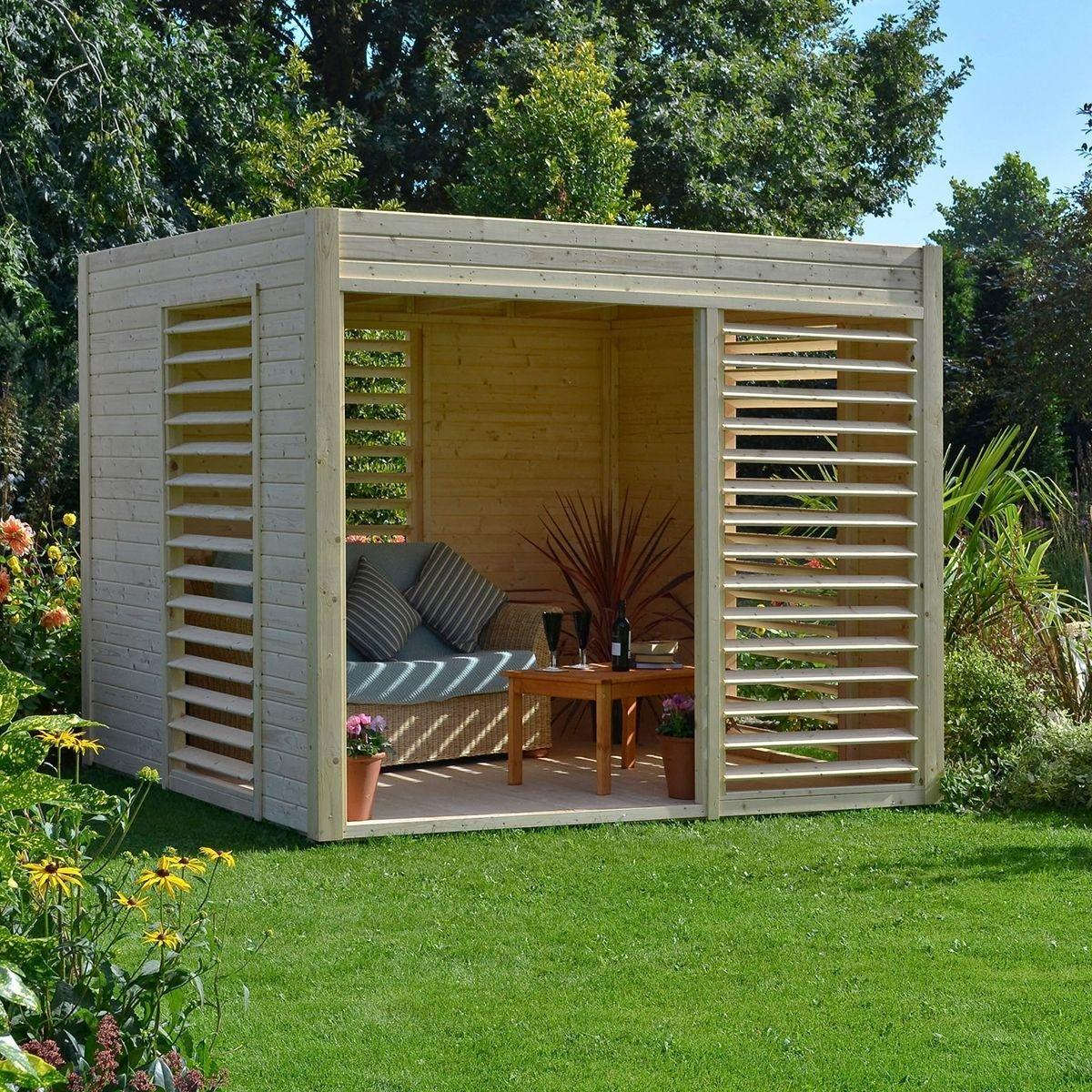 Rowlinson Carmen Wooden Pavilion. lowest price