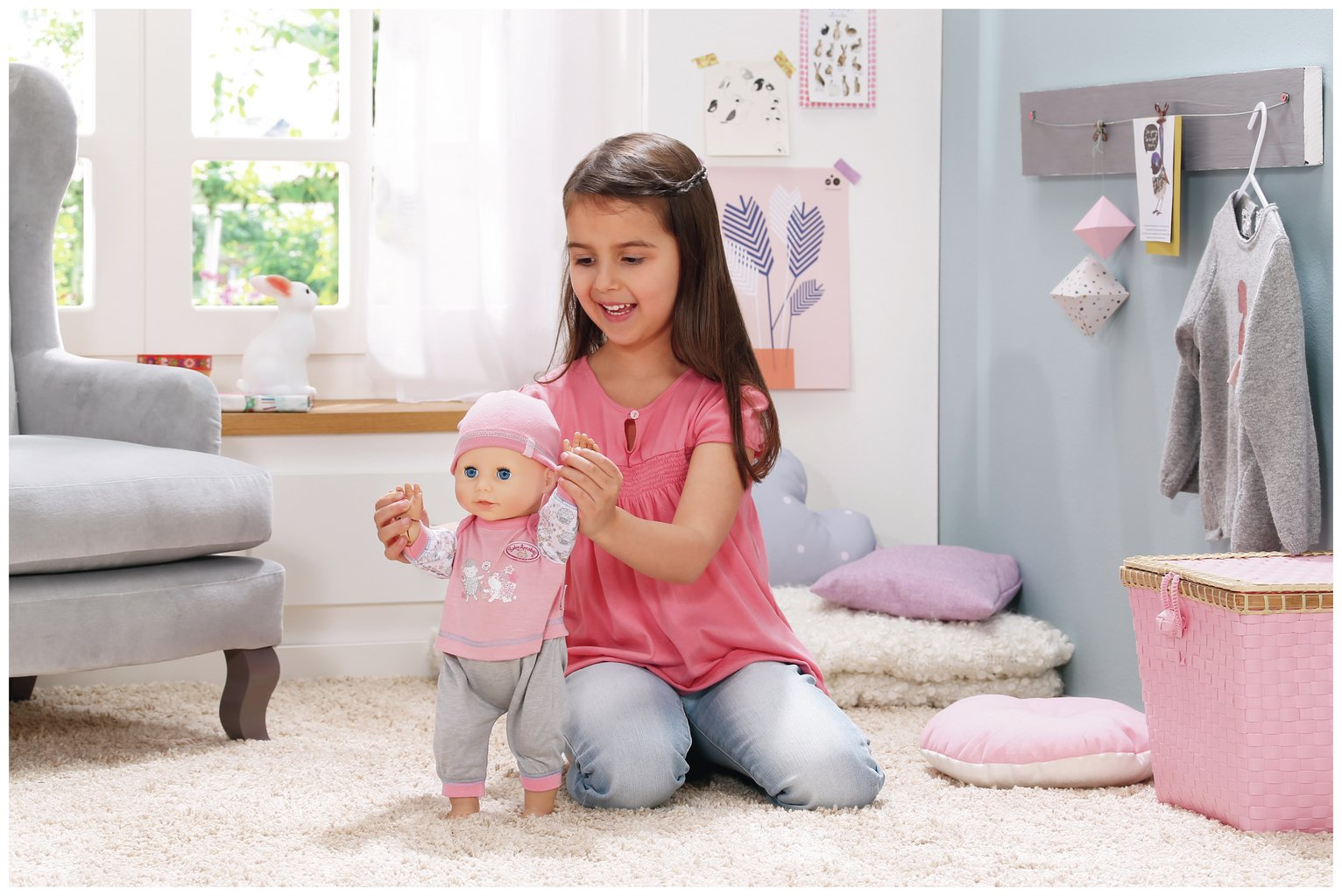 Baby Annabell Learn to Walk Reviews