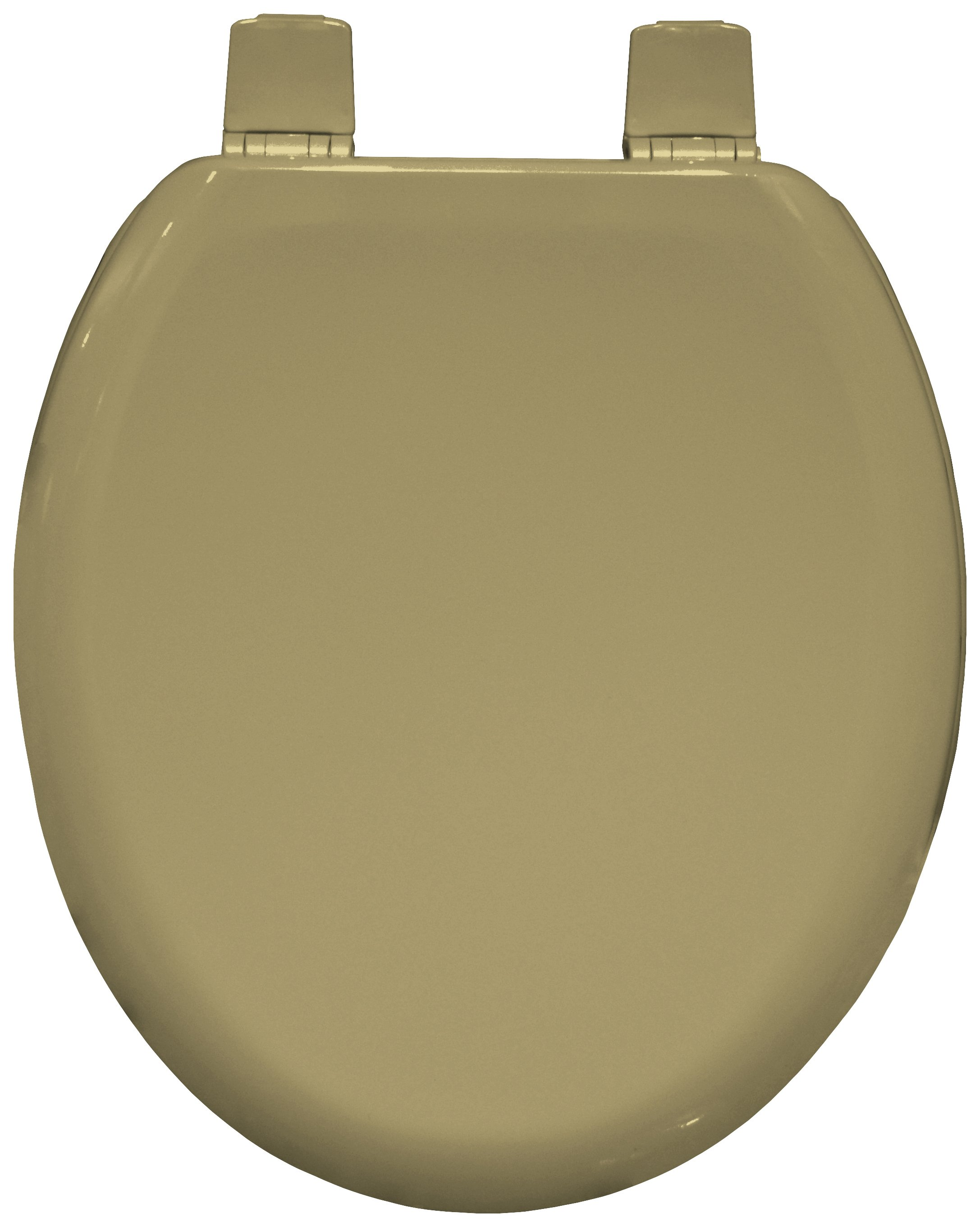 Bemis Chicago Moulded Wood Statite Toilet Seat - Avocado