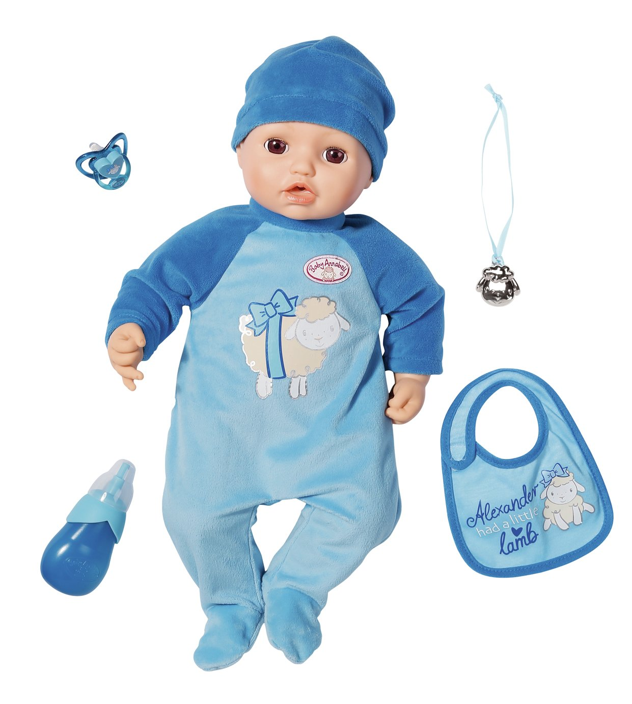 Image of Baby Annabell Brother Doll