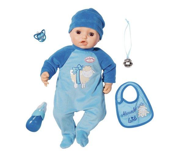 Buy Baby Annabell Brother Doll Dolls Argos