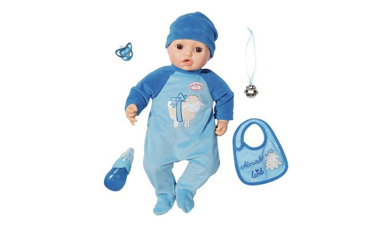 Baby Annabell Alexander Brother Doll