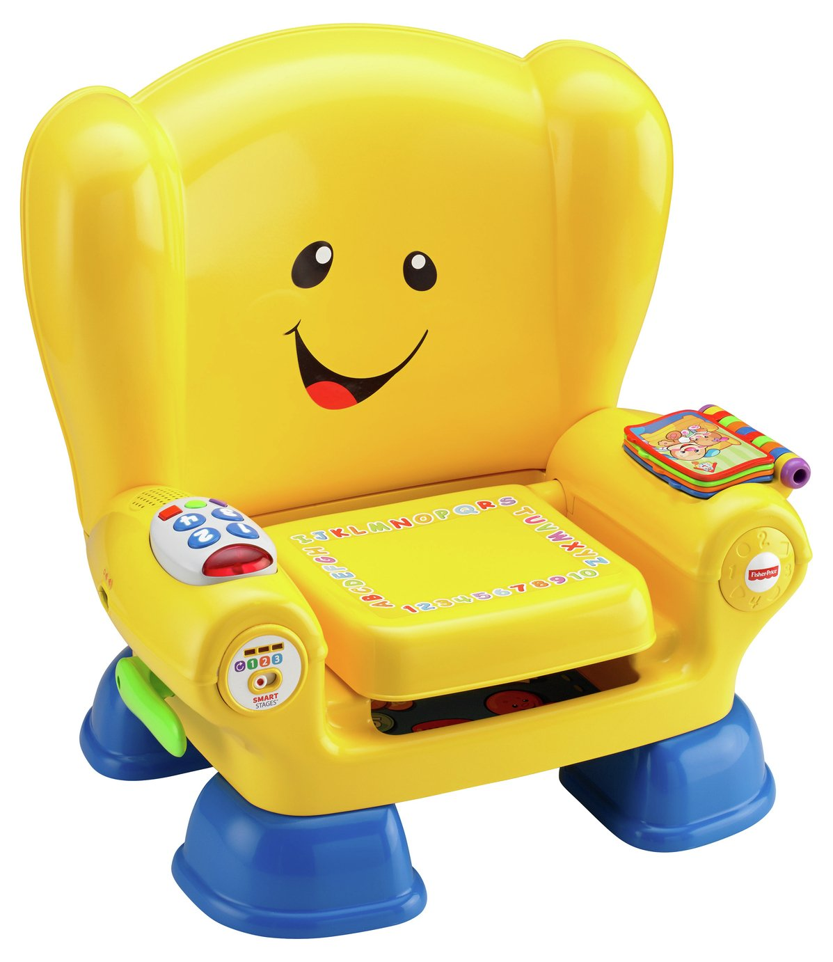 buy fisher-price laugh & learn smart stages chair at argos.co.uk