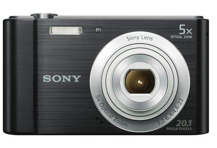 Sony Cybershot W800 20MP 5x Zoom Compact Digital Camera