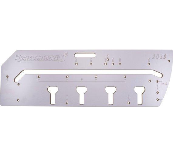 Buy Silverline 633488 Bathroom & Kitchen Worktop Jig 900mm   DIY ...