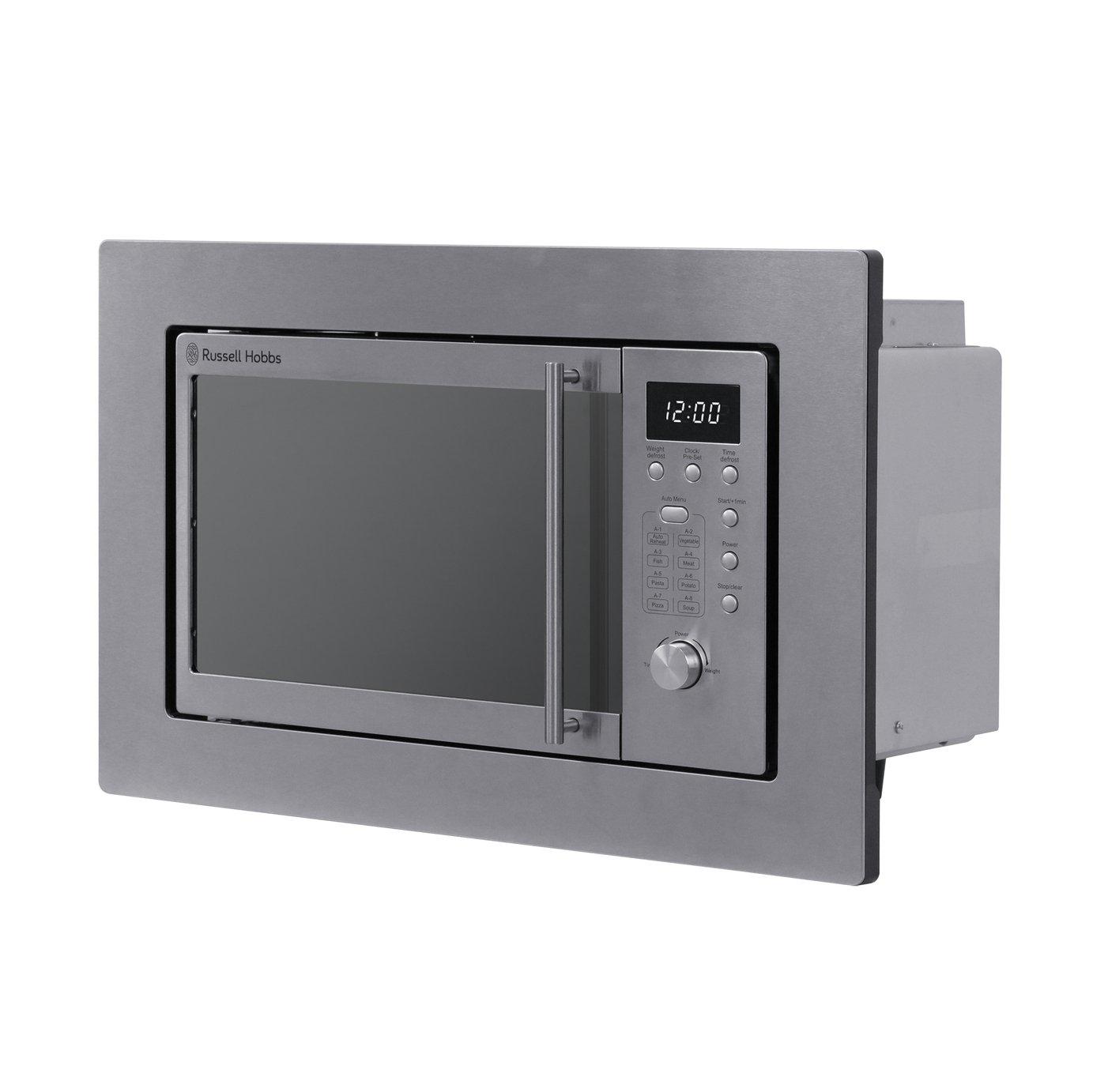 Russell Hobbs RHBM2001 800W Built in Microwave - S/Steel