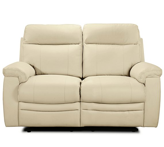 Shop Sofas Online: Buy Collection New Paolo 2 Seater Manual Recliner Sofa
