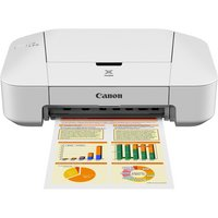 Canon - Pixma iP2850 Desktop Inkjet Printer